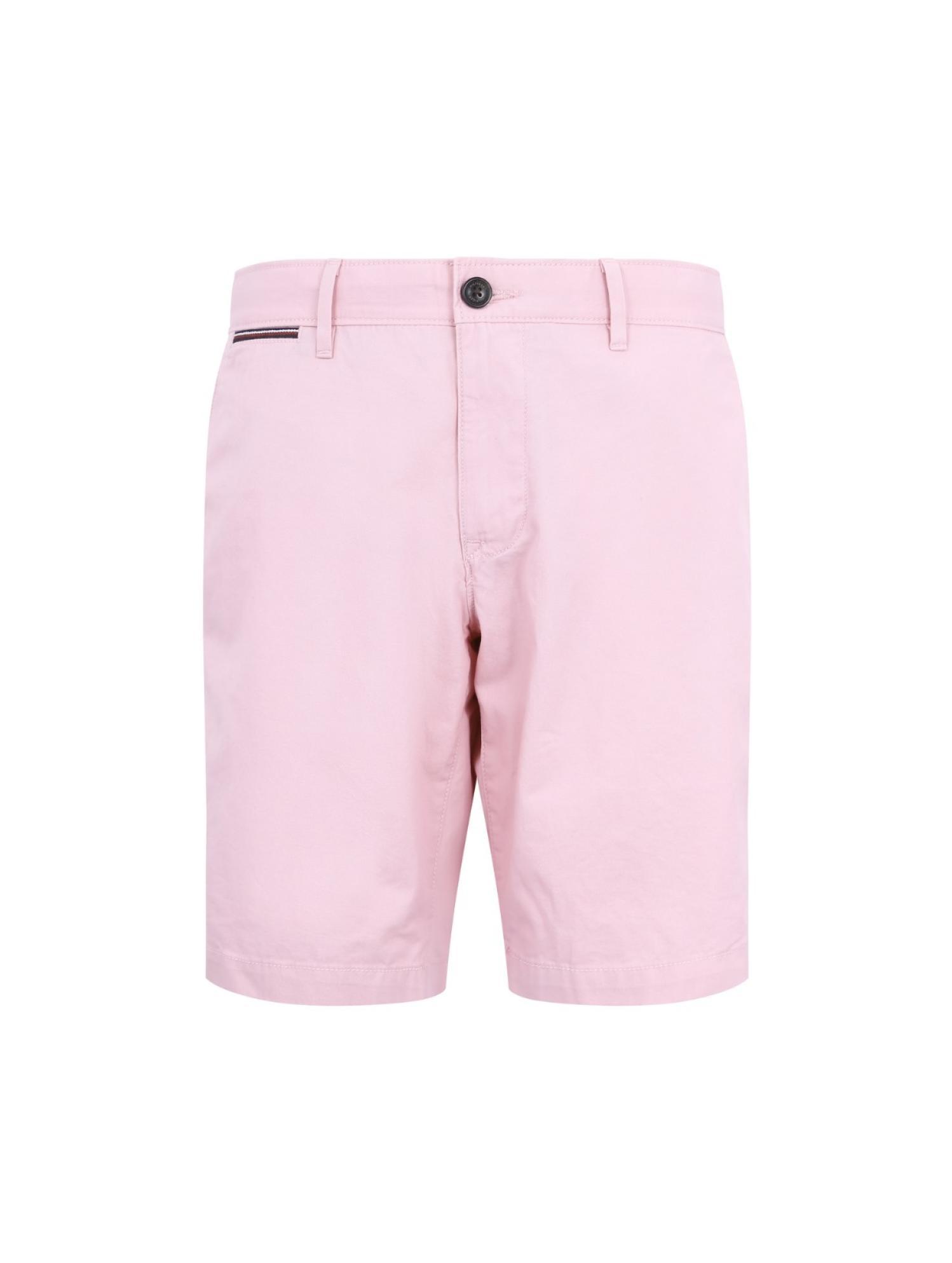 休闲直筒短裤