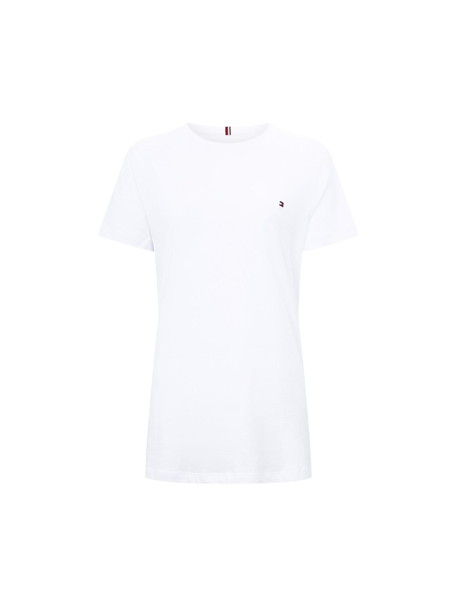 刺绣针织T恤