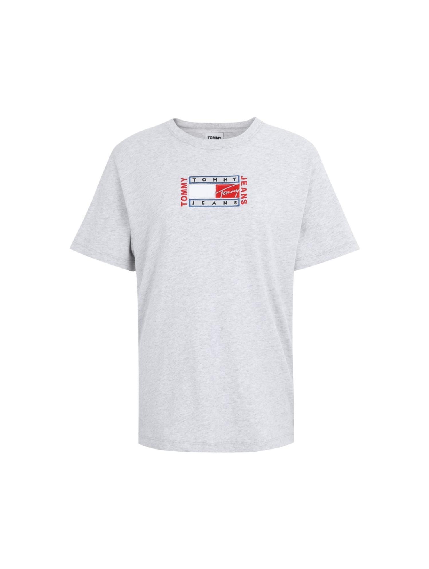 刺绣LOGO宽松T恤