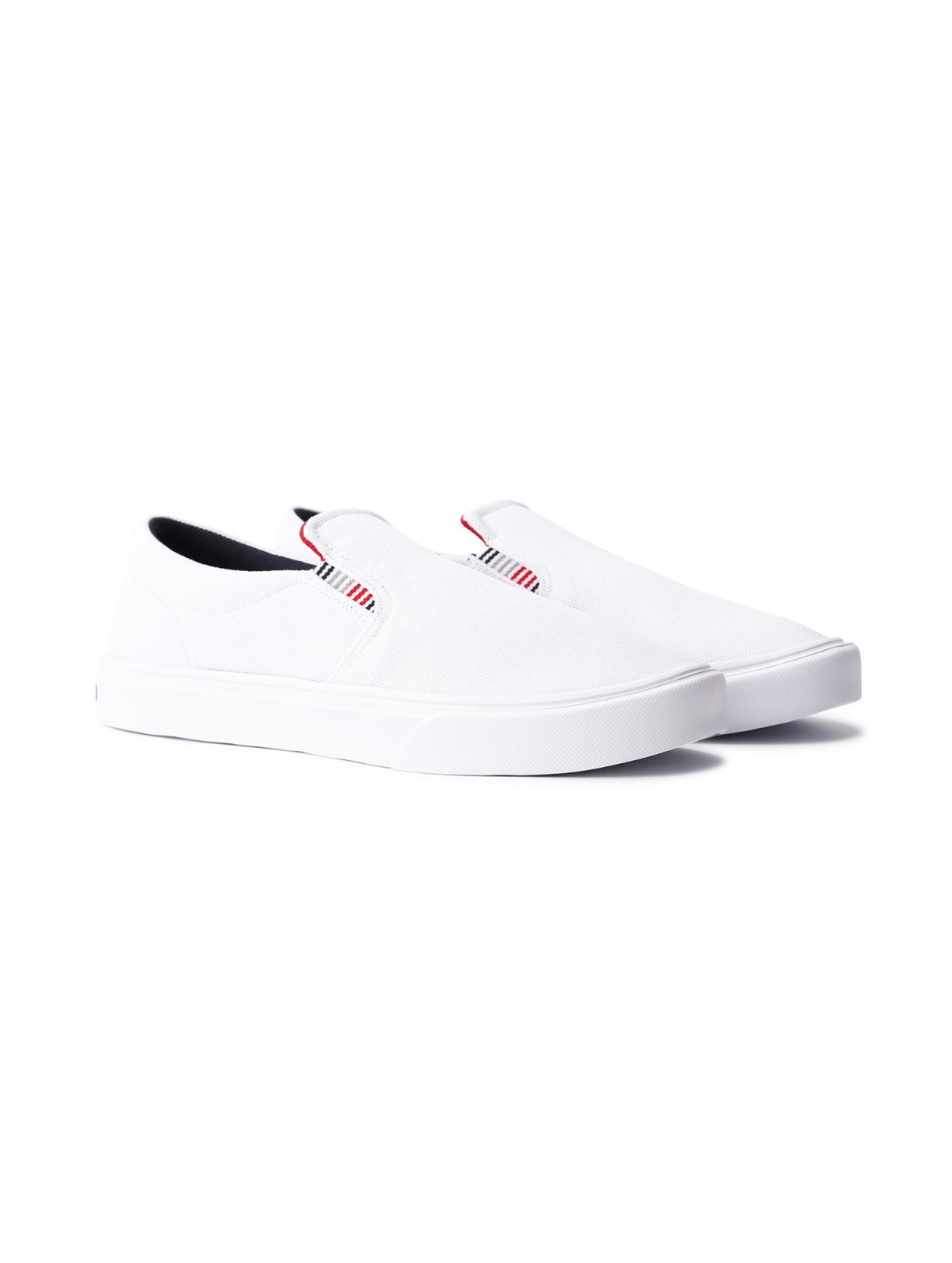 纯色一脚蹬鞋