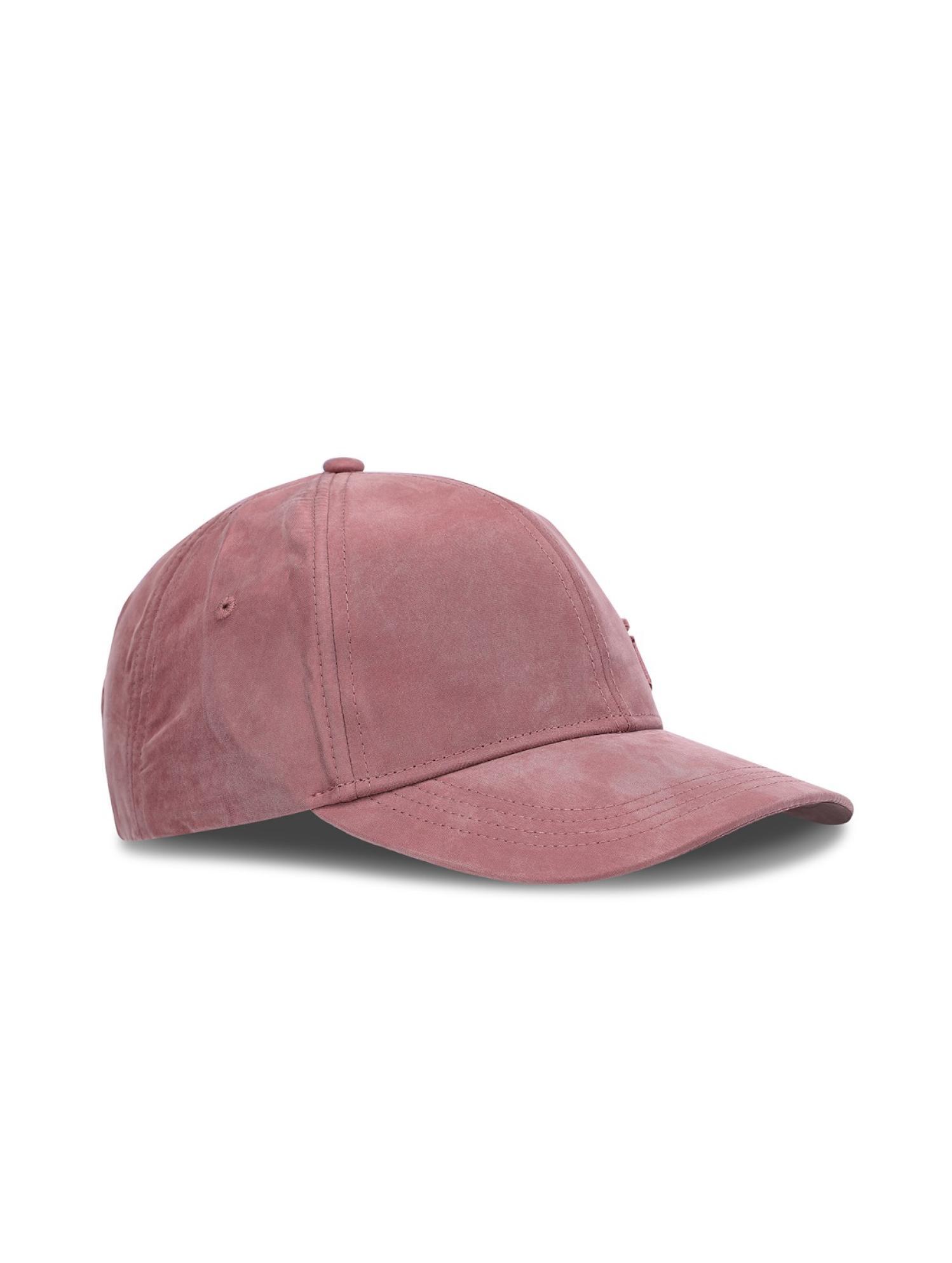 麂皮绒棒球帽